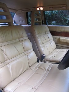 262 leather interior